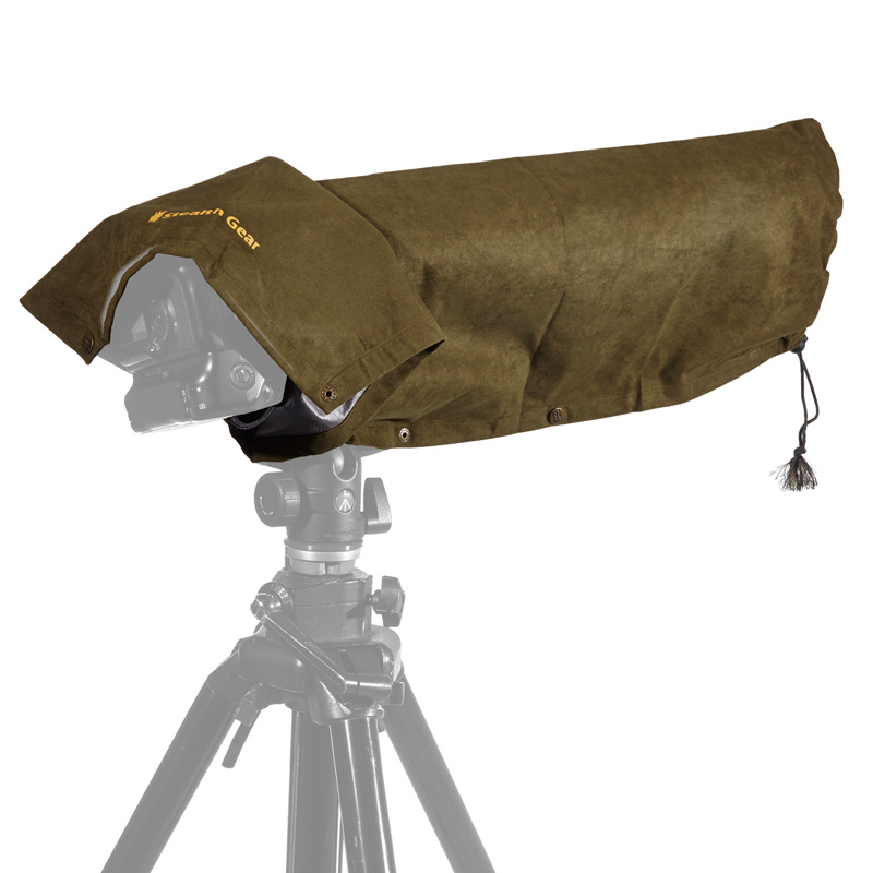 Extreme Raincover 80 (fits 800 mm/Sigma 300-800 mm + body), STEALTH GEAR