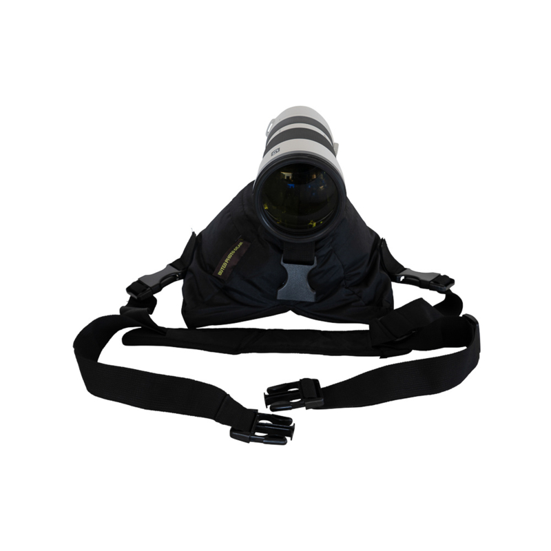 Beanbag 1, Saddle & Belt, Black, BUTEO PHOTO GEAR