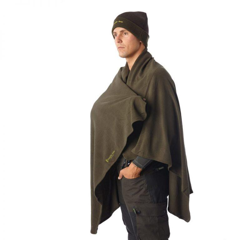Ultimate Freedom Fleece Blanket, STEALTH GEAR
