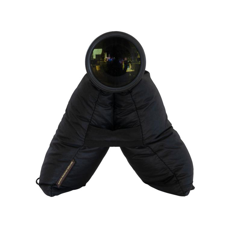 Beanbag 2, Saddle, Black, BUTEO PHOTO GEAR