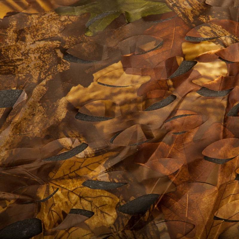 Camouflagenet 1, Gekleurd blad 2,4 x 3 m, BUTEO PHOTO GEAR