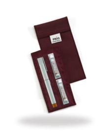 "Dubbel insuline koeltas Frio ""Classic"" (19 x 10 cm), 18-26°C voor 45 uur."