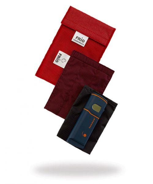 Pomp etui  Frio CouguCheck teststrips (16,5 x 10,5 cm)