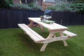 Picknicktafel Alexia XL geimpregneerd