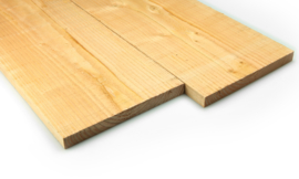Douglas plank 22x200mm fijnbezaagd 200cm