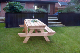 Picknicktafel Belinda XL geimpregneerd