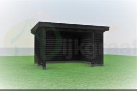 Veranda Excellent Douglas Maatwerk max. 400x300 cm