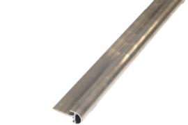 Aluminium daktrim met kraal