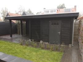 veranda en schuur Heiloo
