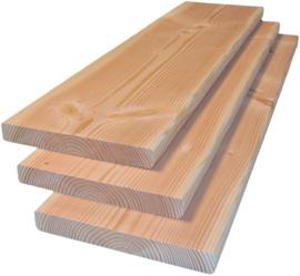Douglas Plank 18x195 geschaafd 200 cm