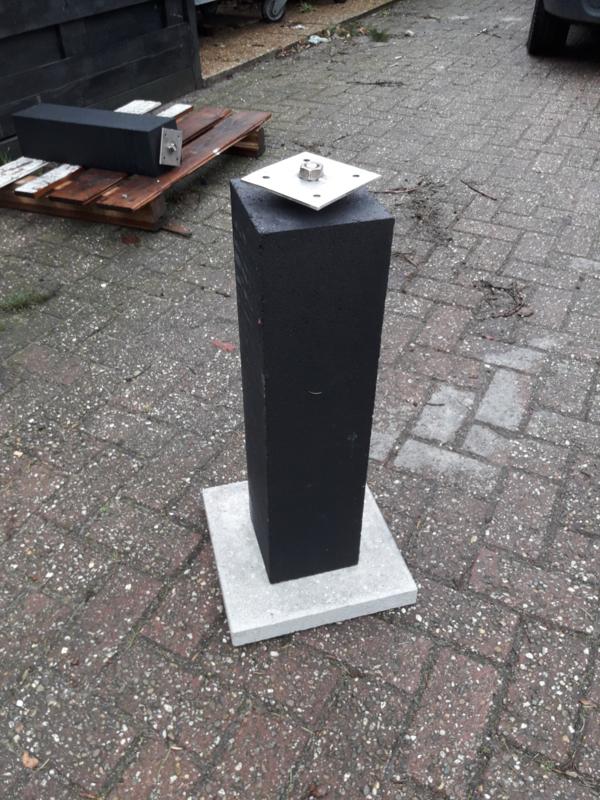 Funderingstegel 30x30cm
