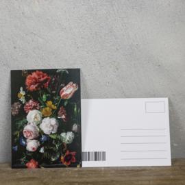 Kaart. Flowers