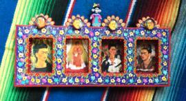Niche langwerpig Frida Kahlo