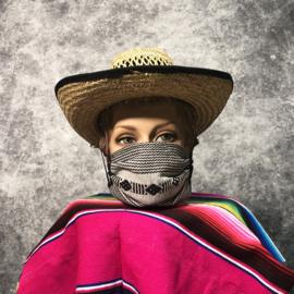 Mondmaskers, uniek, wasbaar en handgemaakt
