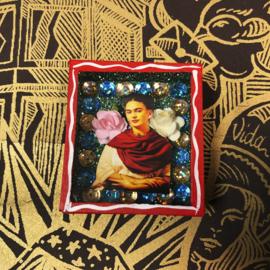 Koelkastmagneet Frida Kahlo