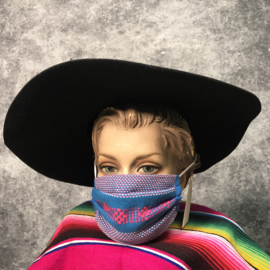 Mondmasker uit Mexico