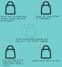 Festival way bag