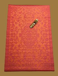 Vloerkleed uit India Carrot Orange | 120 x 180 cm
