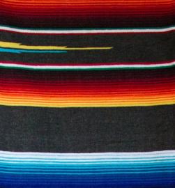 Mexicaanse deken/ Sarape