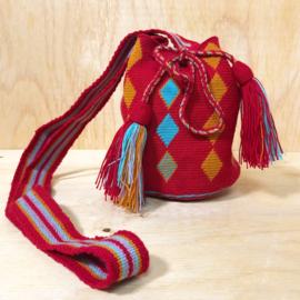 Wayuu festival bag
