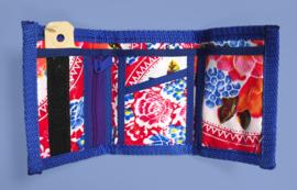 Klittenband portemonnee