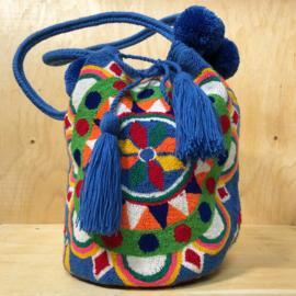 Wayuu Fuzzies schoudertas
