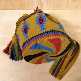 Wayuu bag, enkele draad medium