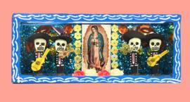 Kijkkastje Maria de Guadalupe