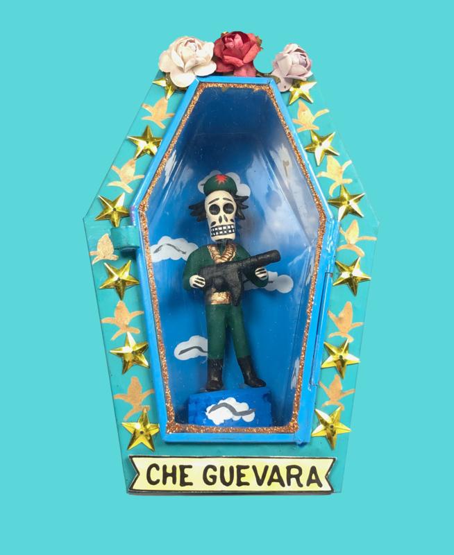 Kijkkastje Che Guevara