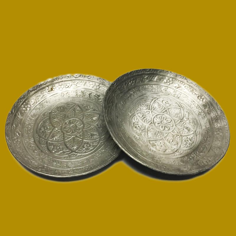 Aluminium schoteltjes