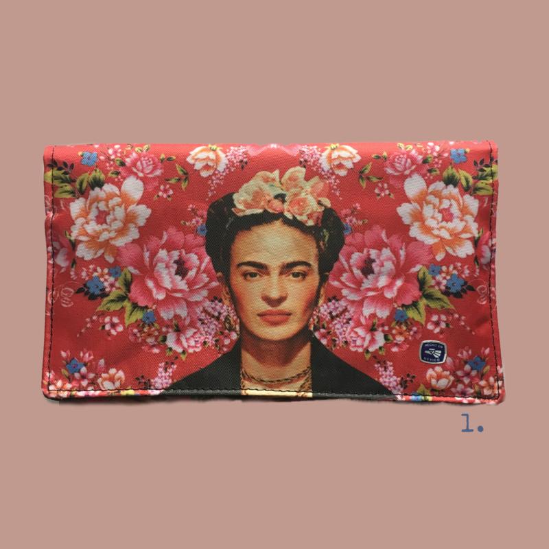 Portemonnee Frida Kahlo