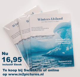Magazine & Ebook Winters IJsland
