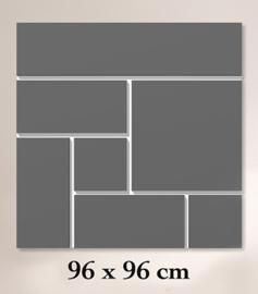ClickBlocks Acryl compleet 96 x 96 cm