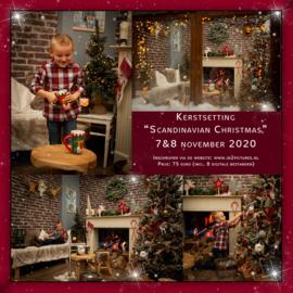 Scandinavian Christmas op zaterdagOCHTEND 7 november 2020