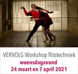 VERVOLG Workshop Flitstechniek