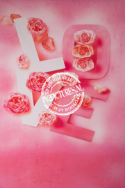 Roze romantisch Love