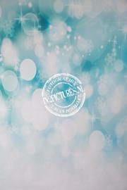 Blauwe twinkel / romantisch / kan ook voor kerst