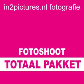 Totaal pakket Gezinsfotografie | Fotoshoot ca. 90 minuten