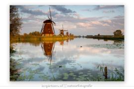 Landschapsfotografie Werelderfgoed Kinderdijk