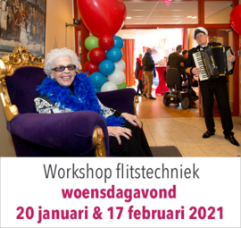 BASIS Workshop flitstechniek in twee avonden