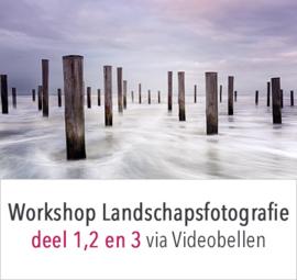 3x Landschapsfotografie Online