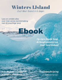 Ebook Winters IJsland