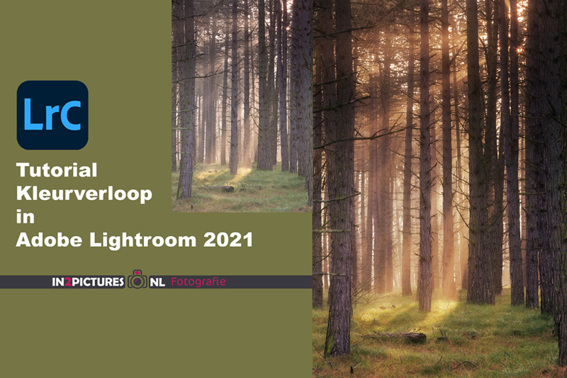 Tutorial kleurverloop in Adobe Lightroom