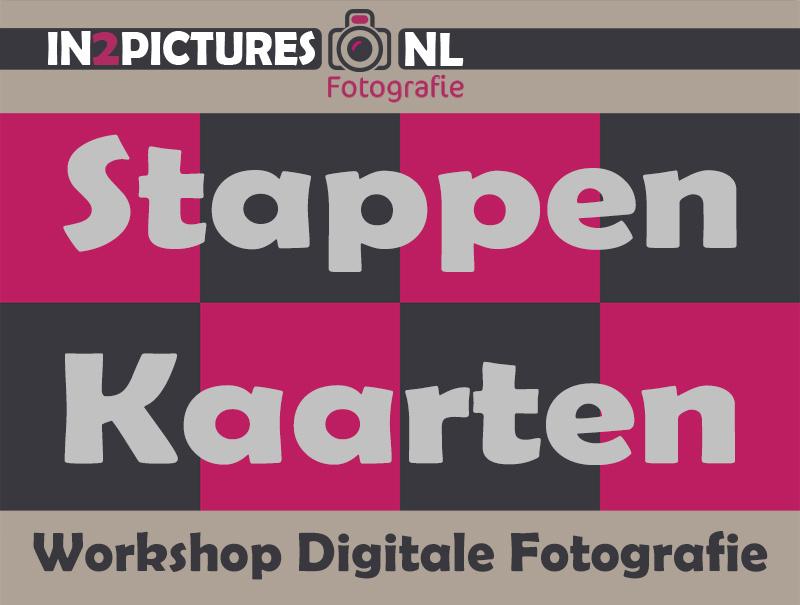 Stappenkaarten Digitale Fotografie