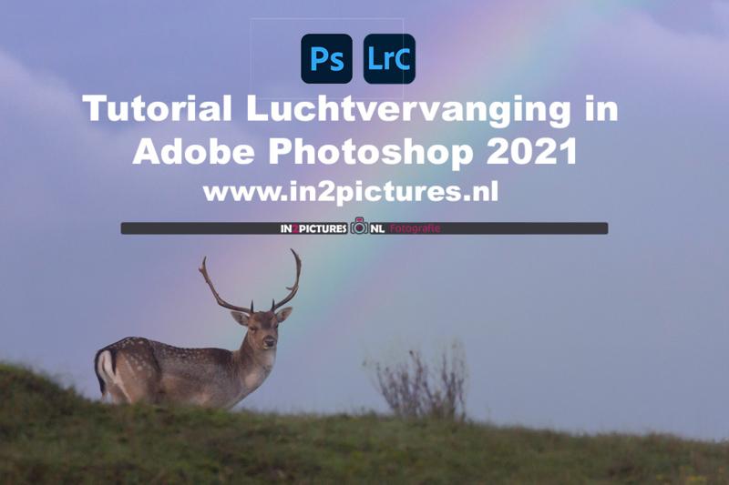 Tutorial luchtvervanging in Adobe Photoshop
