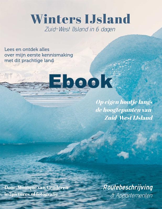 Ebook Winters IJsland
