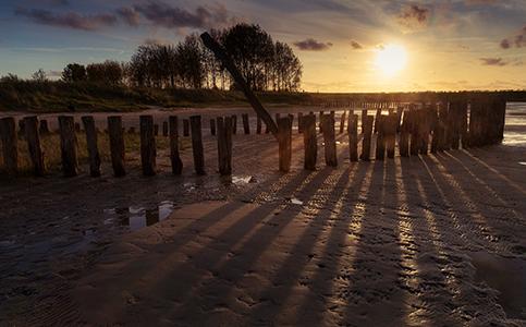 Werk aan de muur - categorie Zeeland - Katse Veer - in2pictures.nl fotoschool
