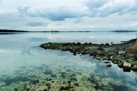 Werk aan de muur - categorie Zeeland - Veerse Meer - in2pictures.nl fotoschool