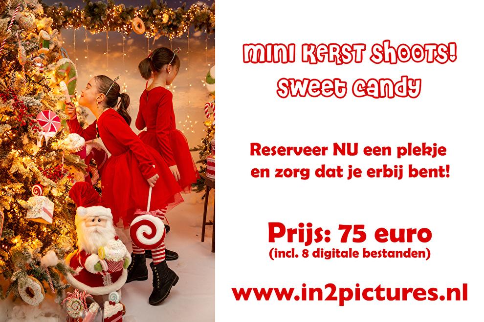 mini kerst shoot fotoshoot kerstmis in2pictures.nl fotografie fotostudio