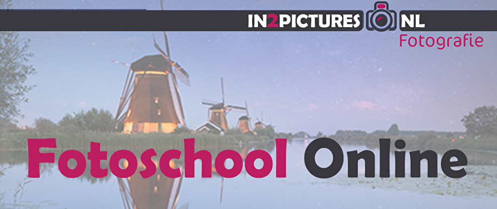 Workshops online in2pictures.nl fotografie